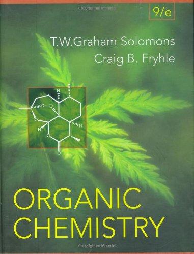9780471684961: Organic Chemistry