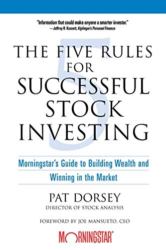 9780471686170: The Five Rules for Successful Stock Investing: Morningstar's Guide to Building Wealth and Winning in the Market