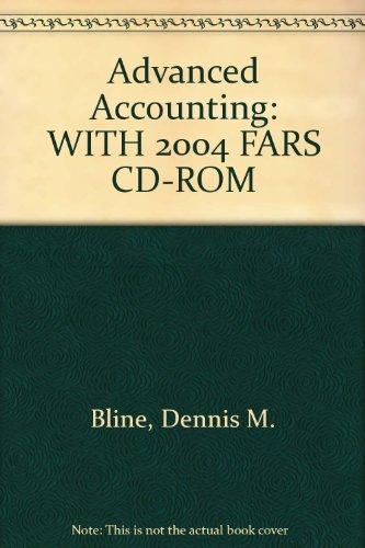 9780471687252: Advanced Accounting