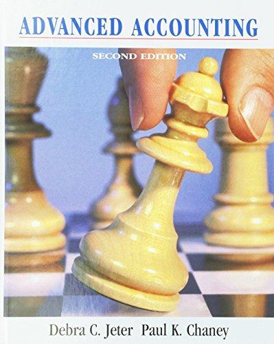 9780471687641: Advanced Accounting, 2nd Edition w/2004 FARS CD-ROM