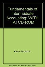 9780471690245: Fundamentals of Intermediate Accounting, w/ TA! CD & 2004 FARS CD