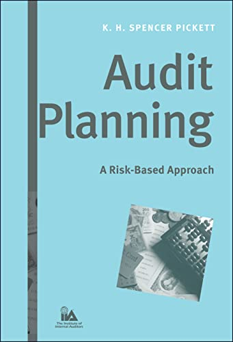 9780471690528: Audit Planning: A Risk-Based Approach