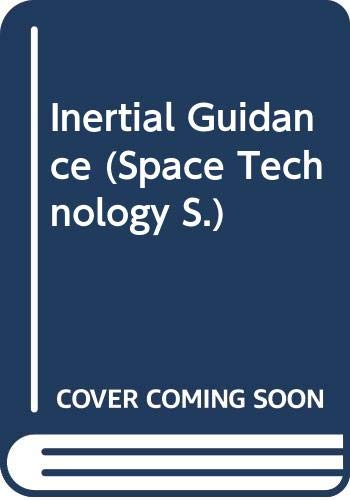 9780471690696: Inertial Guidance (Space Technology)