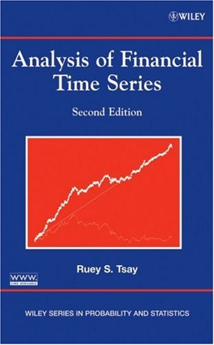 9780471690740: Analysis of Financial Time Series (Wiley Series in Probability and Statistics)