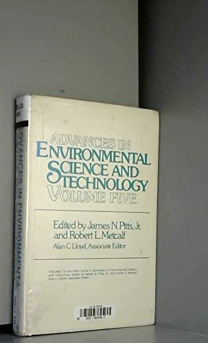 ADVANCES IN ENVIRONMENTAL SCIENCE & TECHNOLOGY, Vol. 5