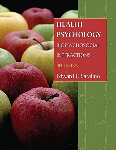 9780471691006: Health Psychology: Biopsychosocial Interactions