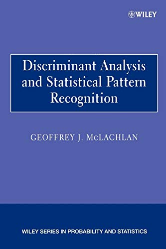 9780471691150: Discriminant Analysis and Statistical Pattern Recognition