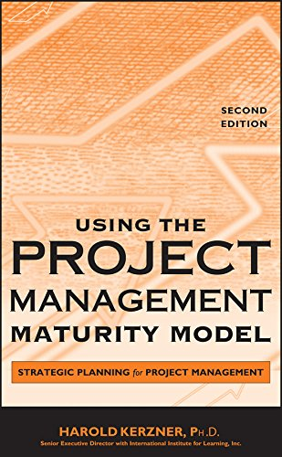 9780471691617: Using the Project Management Maturity Model: Strategic Planning for Project Management