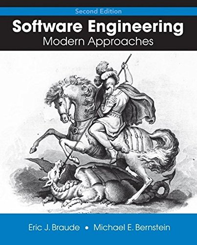 9780471692089: Software Engineering: Modern Approaches