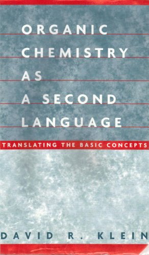 9780471692355: Organic Chemistry as a Second Language: WITH Molecular Model Kit