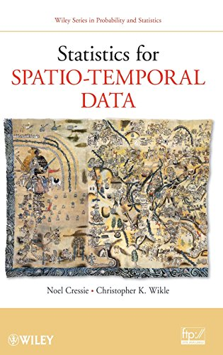 9780471692744: Statistics for Spatio-Temporal Data