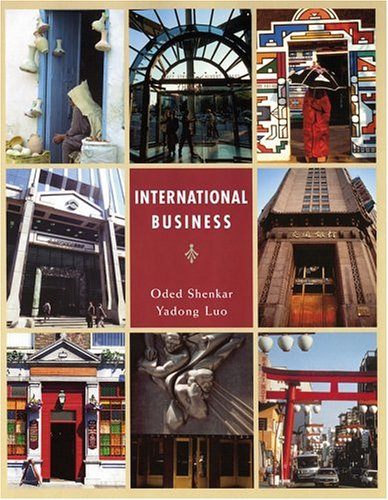 9780471694083: International Business, 1st Edition, with Student Access Card eGrade Plus 1 Term Set