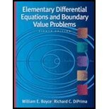 9780471695134: Elementary Differential Equations Boundary Value Problems 8th Edition with Tech Manual Set