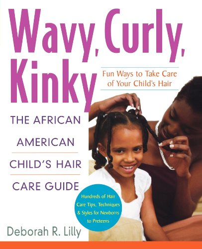 9780471695349: Wavy, Curly, Kinky: The African American Child's Hair Care Guide