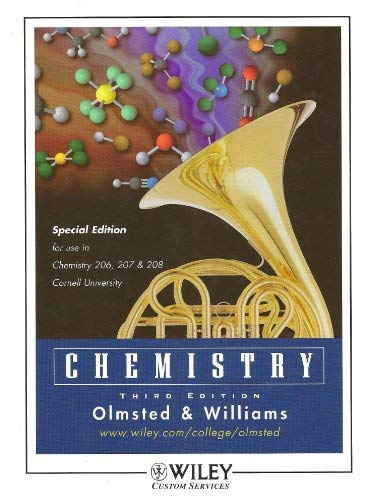 Chemistry olmsted