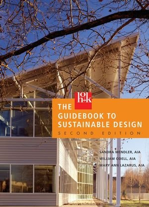 9780471696131: The HOK Guidebook to Sustainable Design