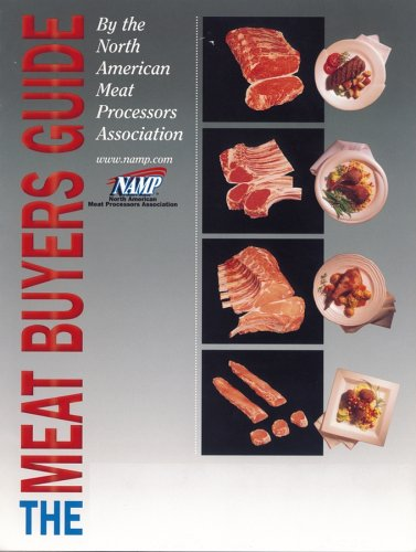 9780471696254: The Meat Buyers Guide