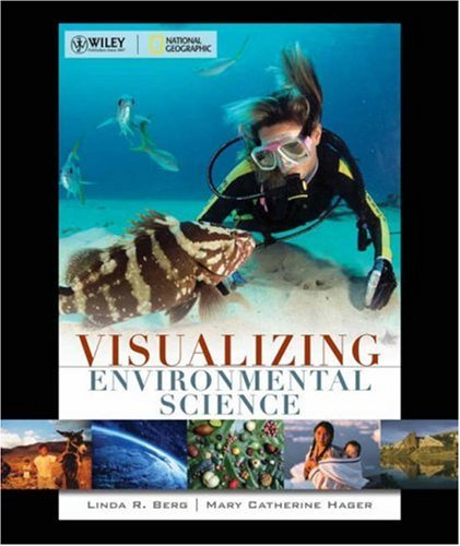 9780471697022: Visualizing Environmental Science, 1st Edition