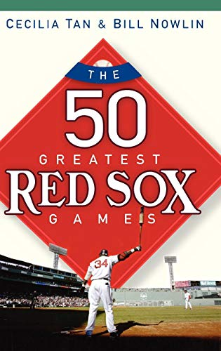 9780471697510: The 50 Greatest Red Sox Games