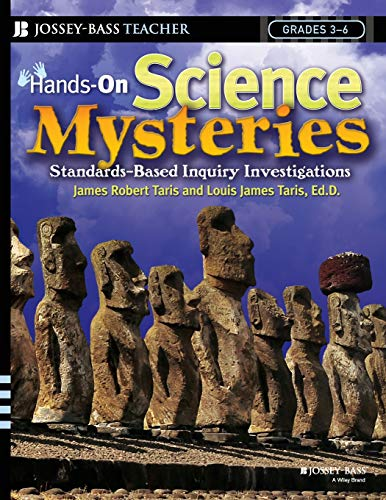 9780471697602: Hands-On Science Mysteries for Grades 3 - 6: Standards-Based Inquiry Investigations