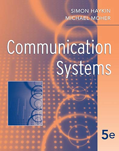 9780471697909: Communication Systems