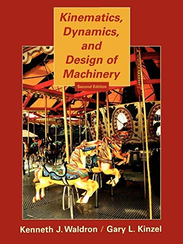 9780471699194: Kinematics, Dynamics, and Design of Machinery - Comes with CD