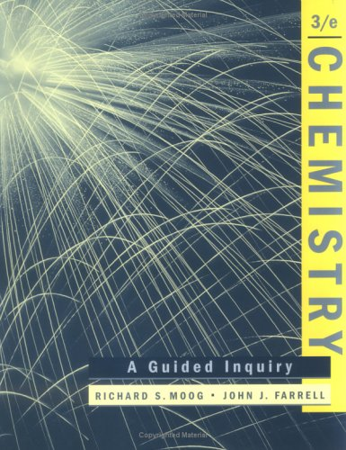 9780471699415: Chemistry: A Guided Inquiry