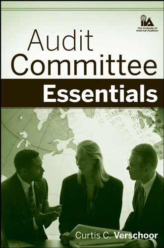 9780471699590: Audit Committee Essentials