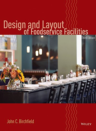 9780471699637: Design and Layout of Foodservice Facilities