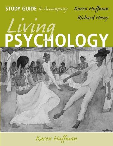 9780471699989: Living Psychology Study Guide