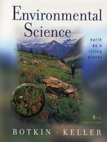 9780471700418: Environmental Science- Custom Version