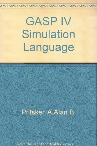 9780471700456: GASP IV Simulation Language