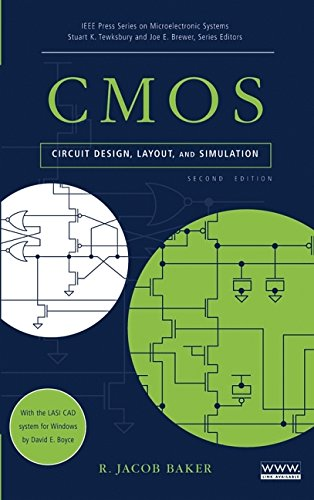9780471700555: Cmos: Circuit Design, Layout, and Simulation