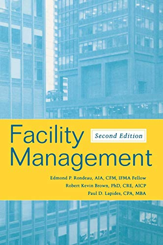 9780471700593: Facility Management