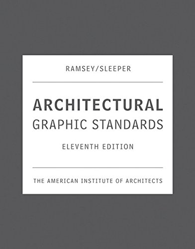 9780471700913: Architectural Graphic Standards, 11th Edition
