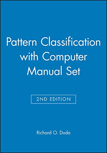 9780471703501: Pattern Classification 2nd Edition with Computer Manual 2nd Edition Set