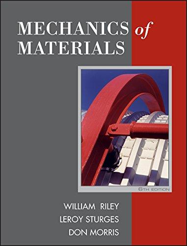 9780471705116: Mechanics of Materials