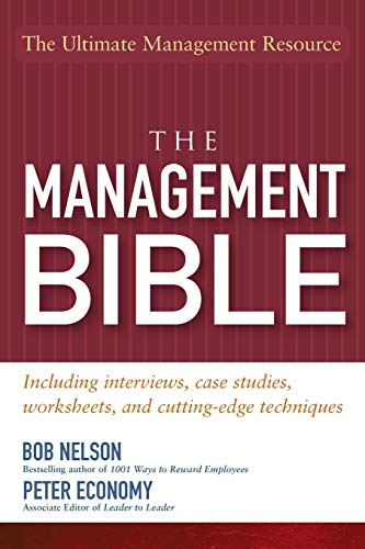 9780471705451: The Management Bible