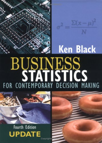 9780471705635: Business Statistics : For Contemporary Decision Making