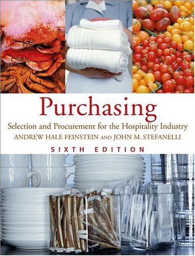 9780471706267: Purchasing, Sixth Edition Package (includes Text and NRAEF Workbook)