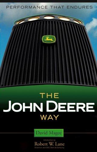 9780471706441: The John Deere Way: Performance That Endures