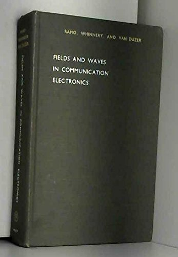 9780471707202: Fields and Waves in Communication Electronics