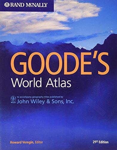 Rand McNally Goode's World Atlas: Rand McNally
