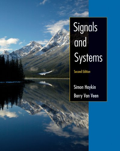 9780471707899: Signals and Systems, 2005 Interactive Solutions Edition