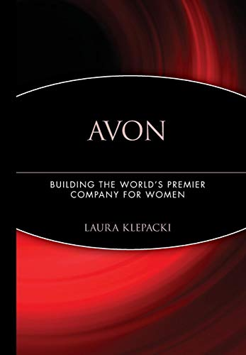 9780471710264: Avon : Building The World's Premier Company For Women