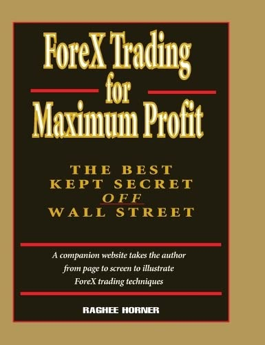 9780471710325: Forex Trading for Maximum Profit: The Best Kept Secret Off Wall Street