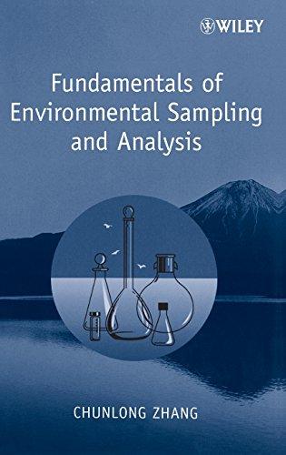 9780471710974: Fundamentals of Environmental Sampling and Analysis