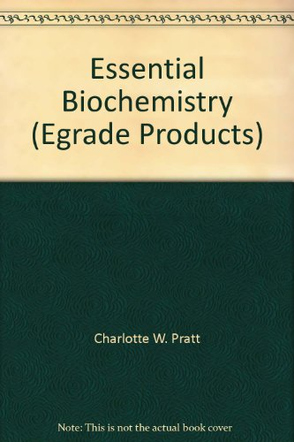 9780471711124: Essential Biochemistry (Egrade Products)