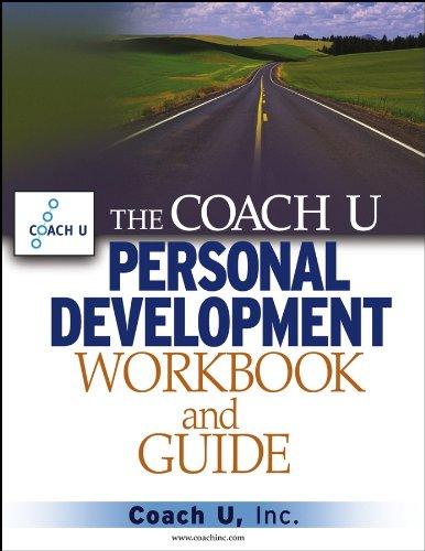 9780471711759: The Coach U Personal Development Workbook and Guide