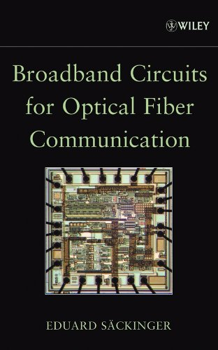 9780471712336: Broadband Circuits For Optical Fiber Communication